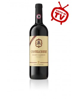 Chianti Classico D.O.C.G. Castelgreve Riserva 2015 750 ml