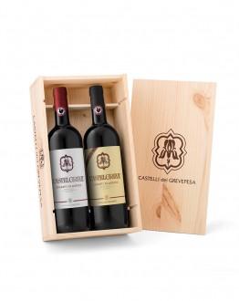 """""""La tradizione"""" with wooden case"""