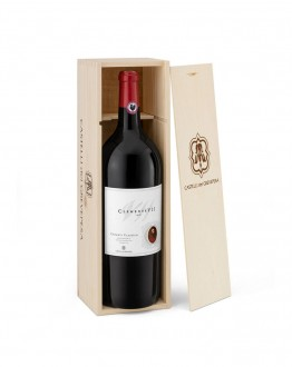 Chianti Classico D.O.C.G. Clemente VII 2016 1500 ml with wooden box