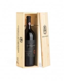 Chianti Classico D.O.C.G. Riserva Clemente VII 2015 1500 ml with wooden Box