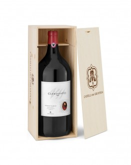 Chianti Classico D.O.C.G. Clemente VII 2016 3Lt with wooden box