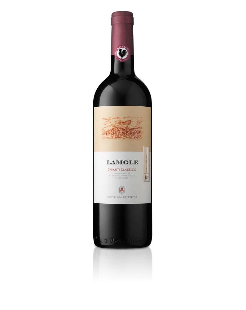 Chianti Classico D.O.C.G. Lamole Gran Selezione 750 ml - 1